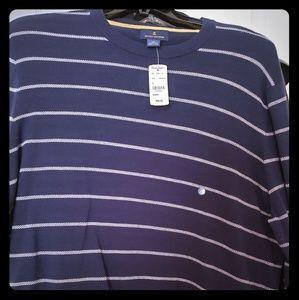Mens Brooks Brothers Navy Sweater